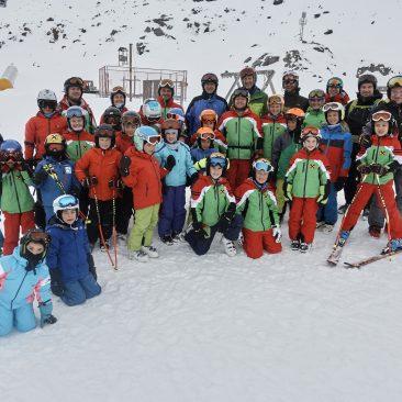 1. Gletschertraining 2017 im Kaunertal